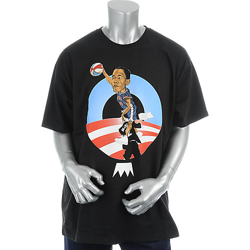 Undercrown Mens Obama B-Ball Tee