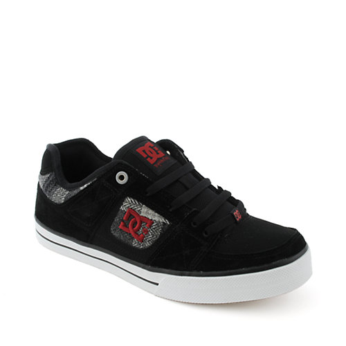 DC Shoes Mens Pure Plaza
