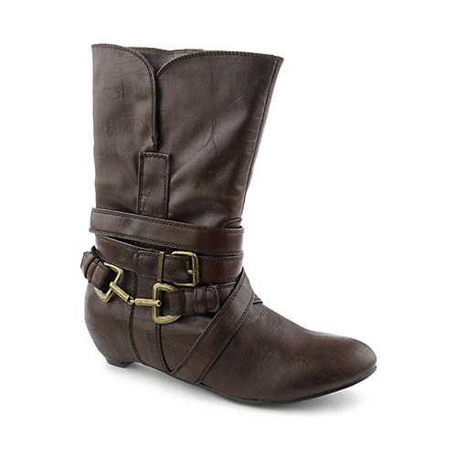 Buy cheap women's low heel ankle boots