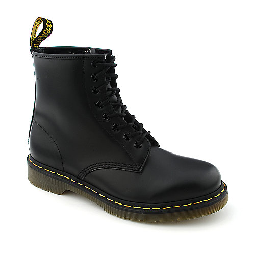 Dr. Martens Mens 1460 black 8 eye casual boot