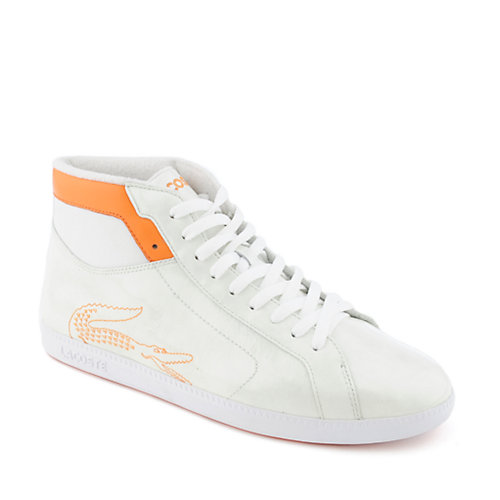 Lacoste Graduate Funk Mid Womens athletic lifestyle sneakers