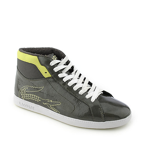 Lacoste Graduate Funk Mid womens athletic lifestyle sneaker