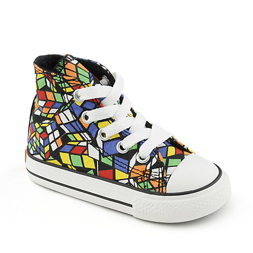 Converse Toddler All Star Gift Rubiks Hi