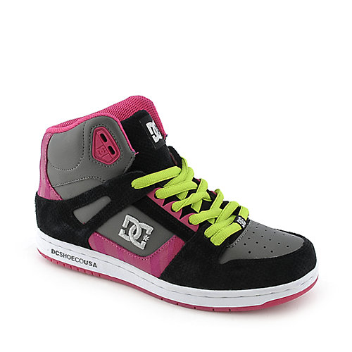 DC Shoes Rebound Hi womens skate sneaker