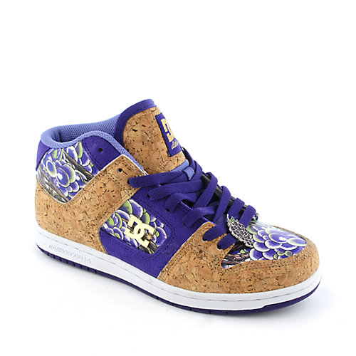 DC Shoes DB Manteca LE athletic skate sneaker