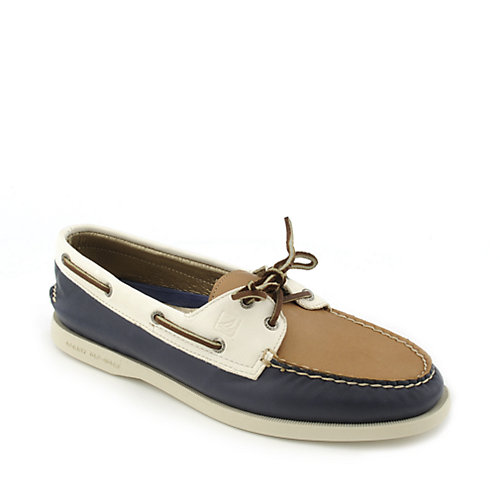 Sperry Top-Sider Womens Top-Sider 2 Eye Tri-Tone
