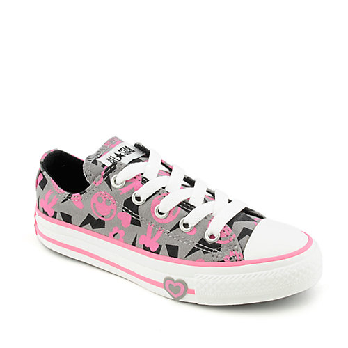 Converse Kids Chuck Taylor Smiley Ox