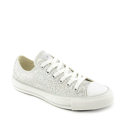Converse Womens All Star Glitter Ox