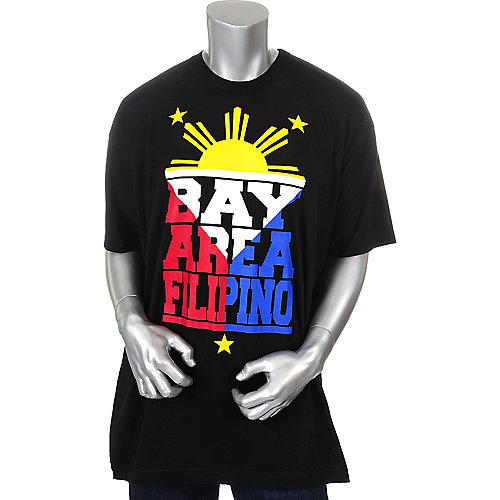 Cali Swagger Mens Bay Area Filipino T-shirt