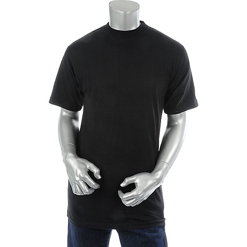 Iknox Inc Mens Black Blank T-Shirt