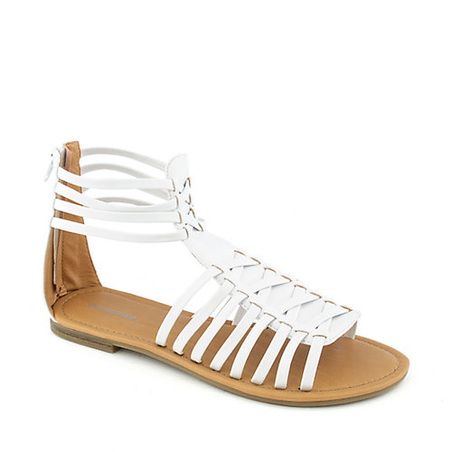 Classified Crosby-S strappy flat sandal