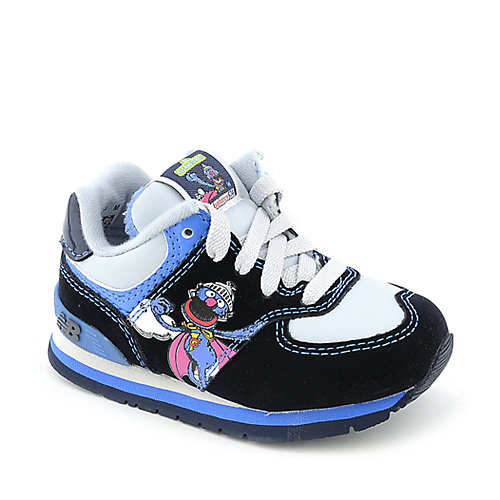 New Balance Sesame Street Super Grover toddler sneaker