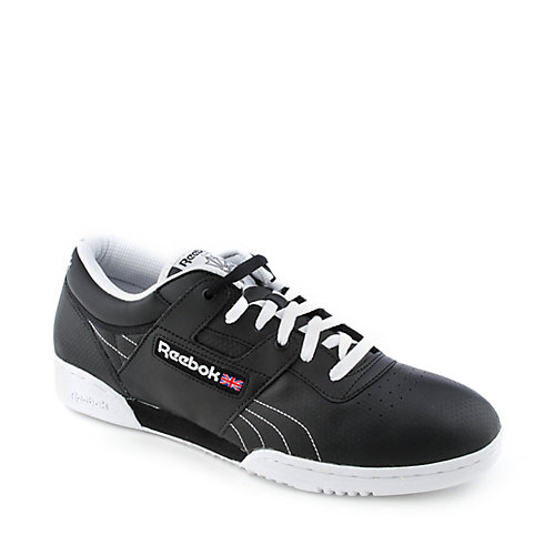 Reebok Workout Low SE mens athletic training sneaker