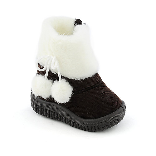 Shiekh Toddler Corduroy Kid Boot