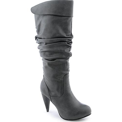 062376dd4a0 Shiekh Norma-3SH Women s Grey Knee High Boots