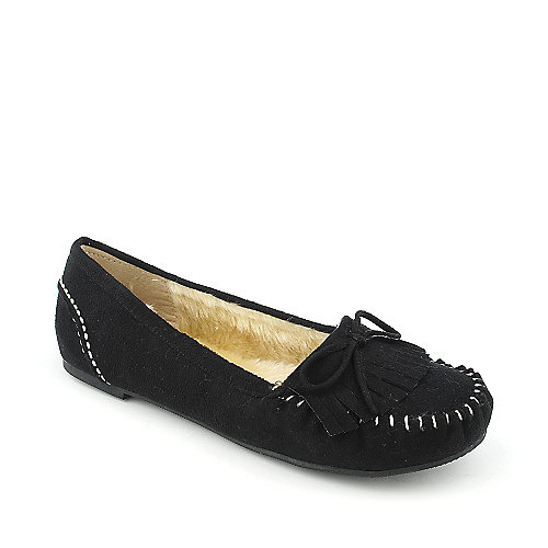 Shiekh Parry-S womens fur moccasin
