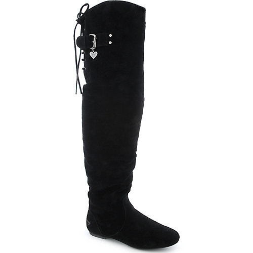 Shiekh Rainkiss-03 thigh high boot at shiekhshoes.com