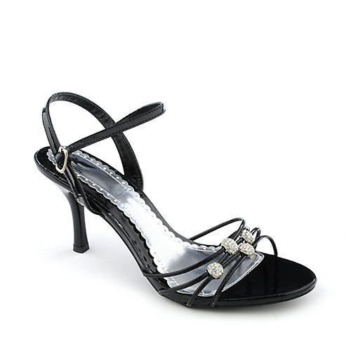 Shiekh Tiara-02 womens dress evening low heel