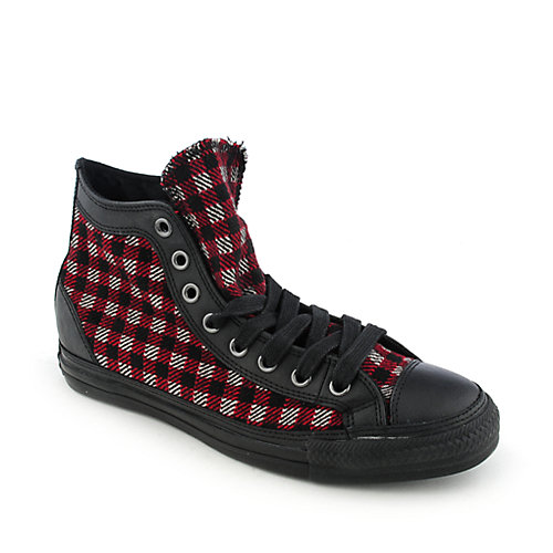 Converse CT Overlay Plaid Hi
