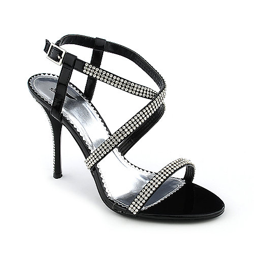 Shiekh Hedda-07 womens dress evening high heel
