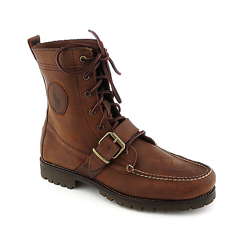polo ralph ranger mens casual boot