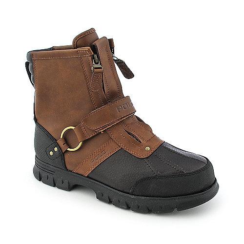 polo ralph conquest hi ii mens casual boot