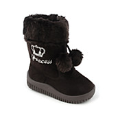 Infant Princess Suede Boot