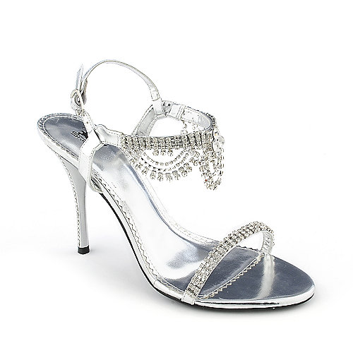 Shiekh Hedda-06 womens dress evening high heel