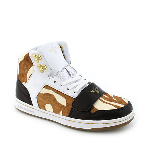 Creative Recreation Cesario womens casual animal print sneaker