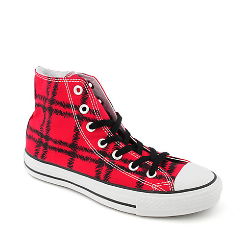 Converse All Star Plaid Hi