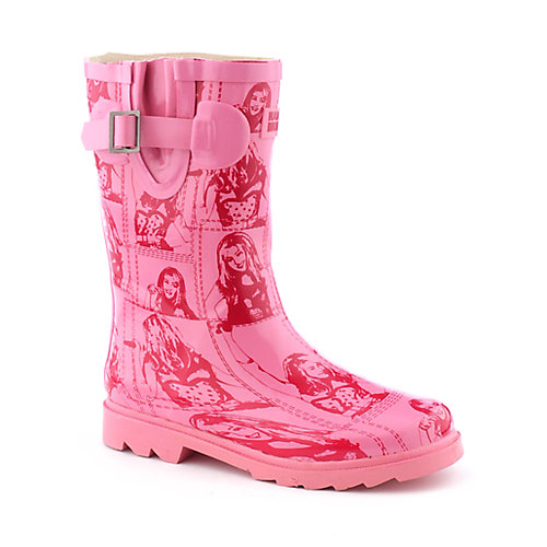 Nature Breeze Kids Hannah Montana Rain Boots