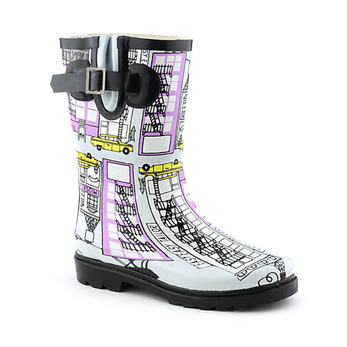 Nature Breeze Kids Graphics II Rain Boots