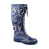 Womens Chain Rainboot
