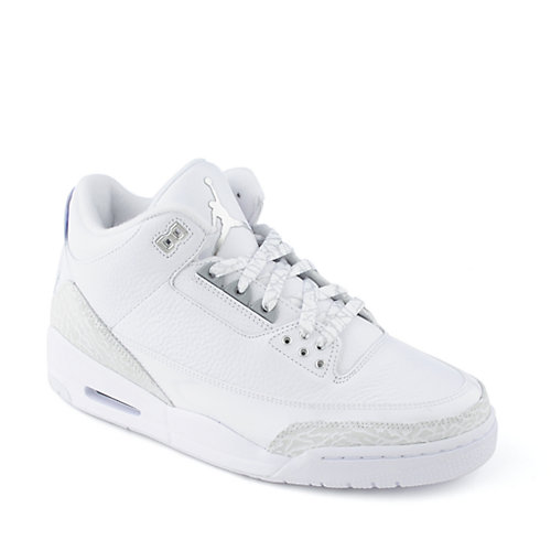 Nike Jordan 3 Retro mens athletic basketball sneaker