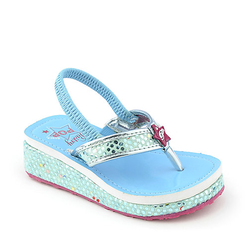 Pastry Blueberry Pop Stars Sandal toddler sandal
