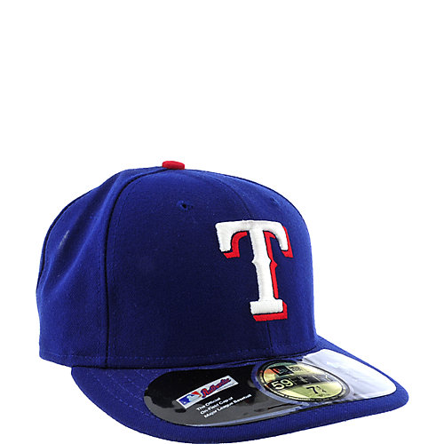New Era Texas Rangers Cap fitted hat