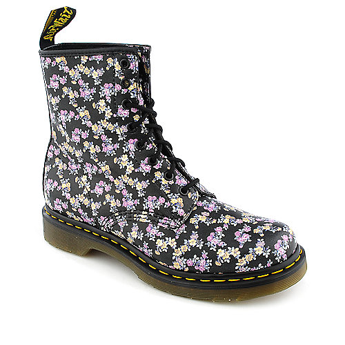 Dr. Martens Womens 1460 multi color 8 Eye combat boot