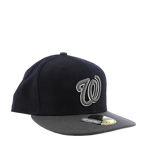 New Era Washington National Cap fitted hat