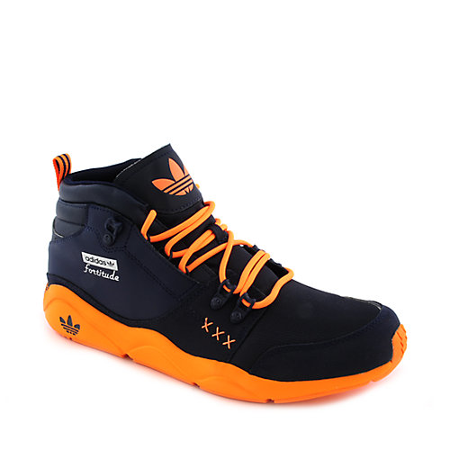 100% authentic ee3dd effea adidas. BlackOrange Mens Fortitude Mid