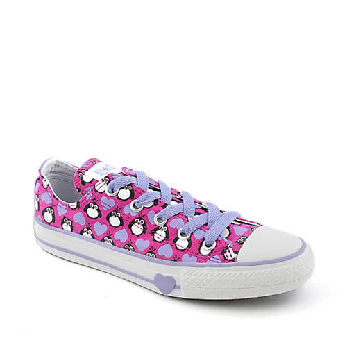 Converse Kids All Stars Print Ox