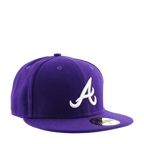 New Era Caps Atlanta Braves Cap