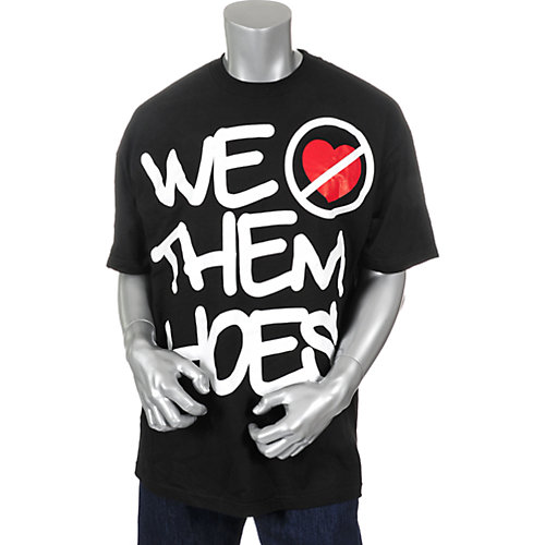 Cali Swagger Mens We Don't Love Em Tee