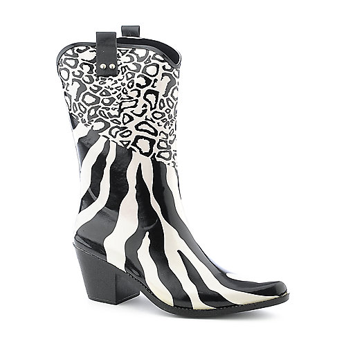 Sweet Beauty Tia-07 womens knee high rain boot
