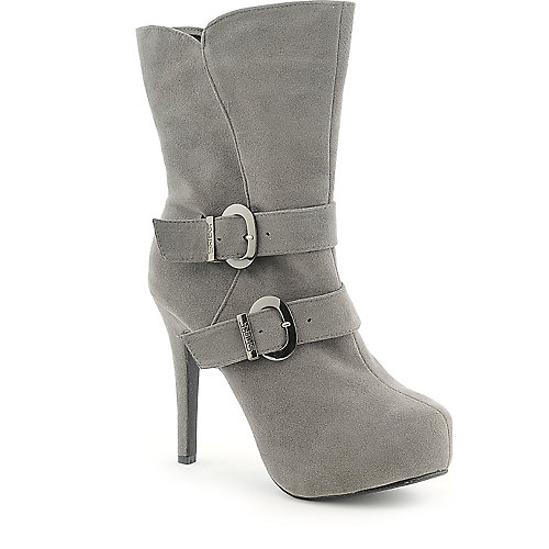 Shiekh Yuki-1-S womens high heel mid calf platform boot