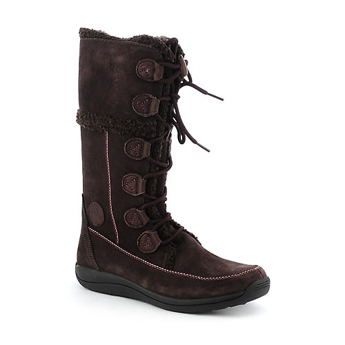 Timberland Zesta Suede Tall kids' boot