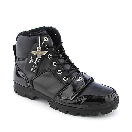 Mens Creative Recreation Dio Boots Black/Black VCB91348