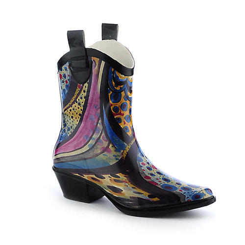 Nature Breeze Monet Low rain boot