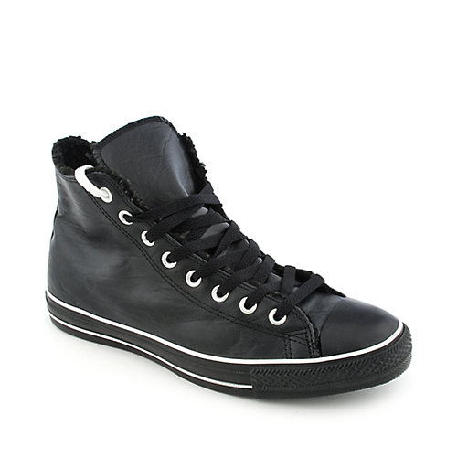 Converse All Star Leather Hi at shiekhshoes.com