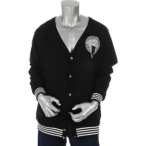 Crooks & Castles Medusa Cardigan