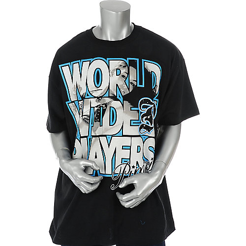 Pimpit World Wide Players Tee at shiekhshoes.com